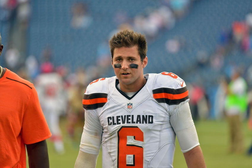 Nissan Cleveland Tn >> Cleveland Browns: Should Cody Kessler Start The Rest Of The Season?