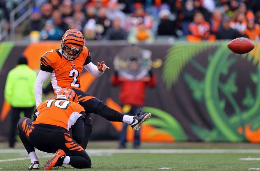 Ohio State: Bengals Releasing Mike Nugent Was Right Move