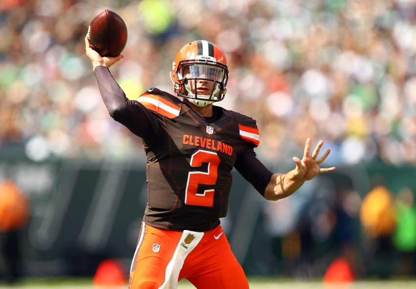 eb3cea13f30 Cleveland Browns Plays Poorly, Loses To The New York Jets