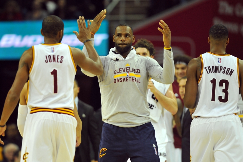 0fcf7ade794 Predicting The Cleveland Cavaliers Final Five Games Of 2015