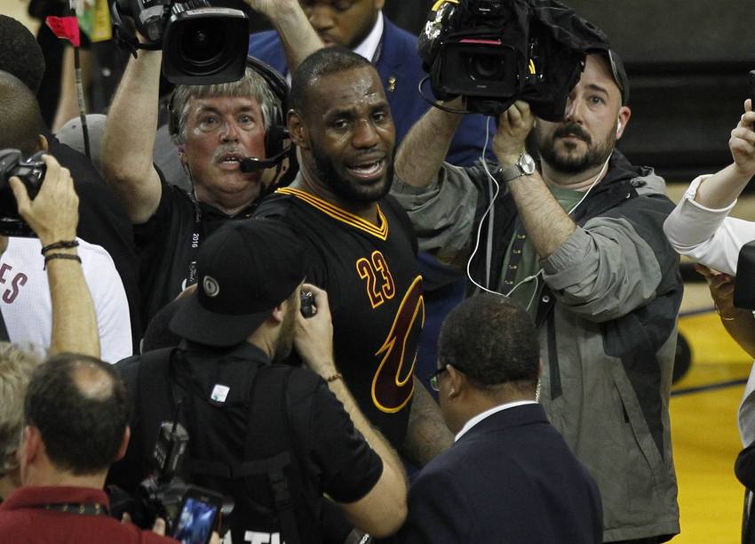 Ranking LeBron James NBA Finals Team From Best To Worst 390ea30be
