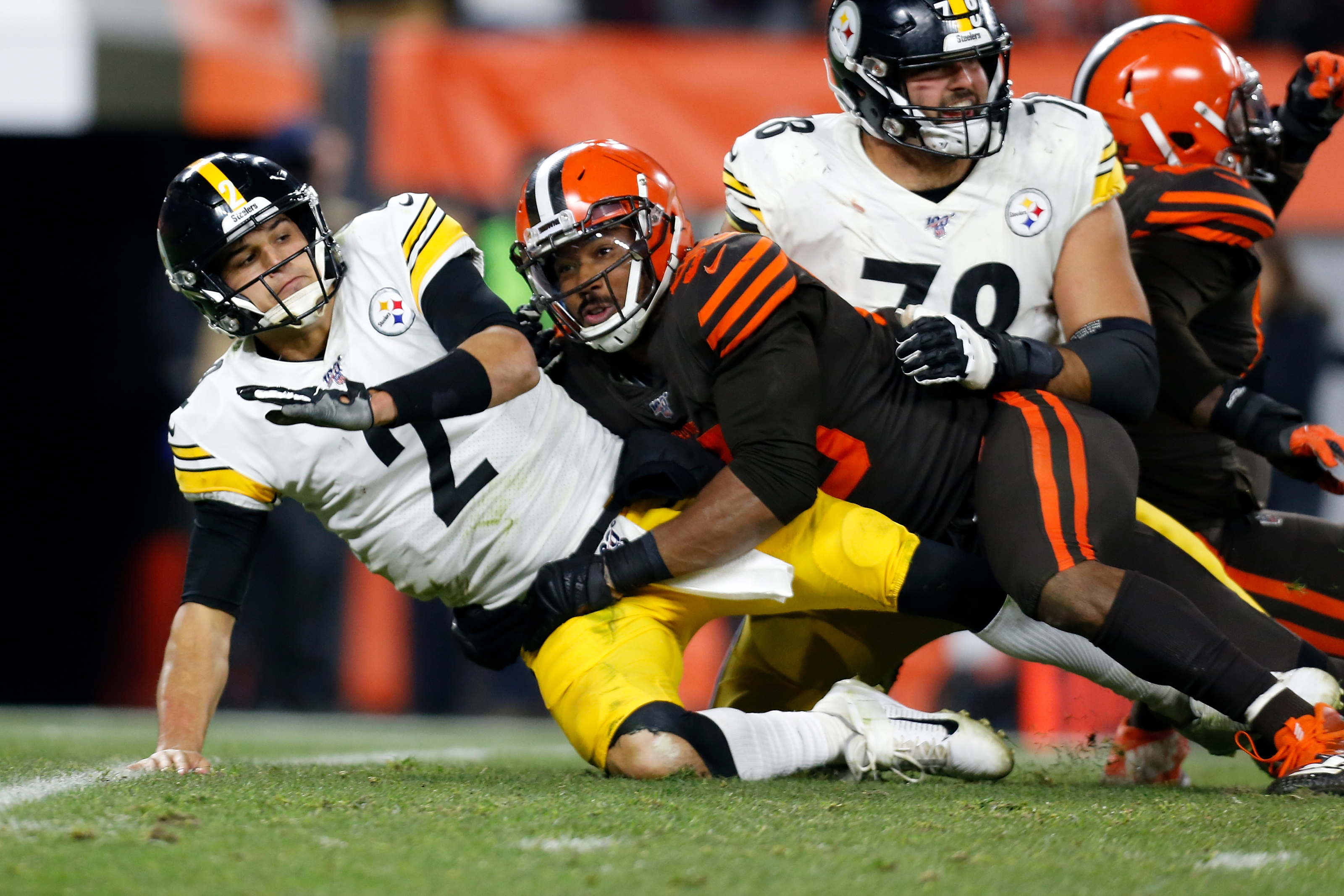 4 reasons Browns will stomp out Steelers, make playoffs in Week 17 - Page 2