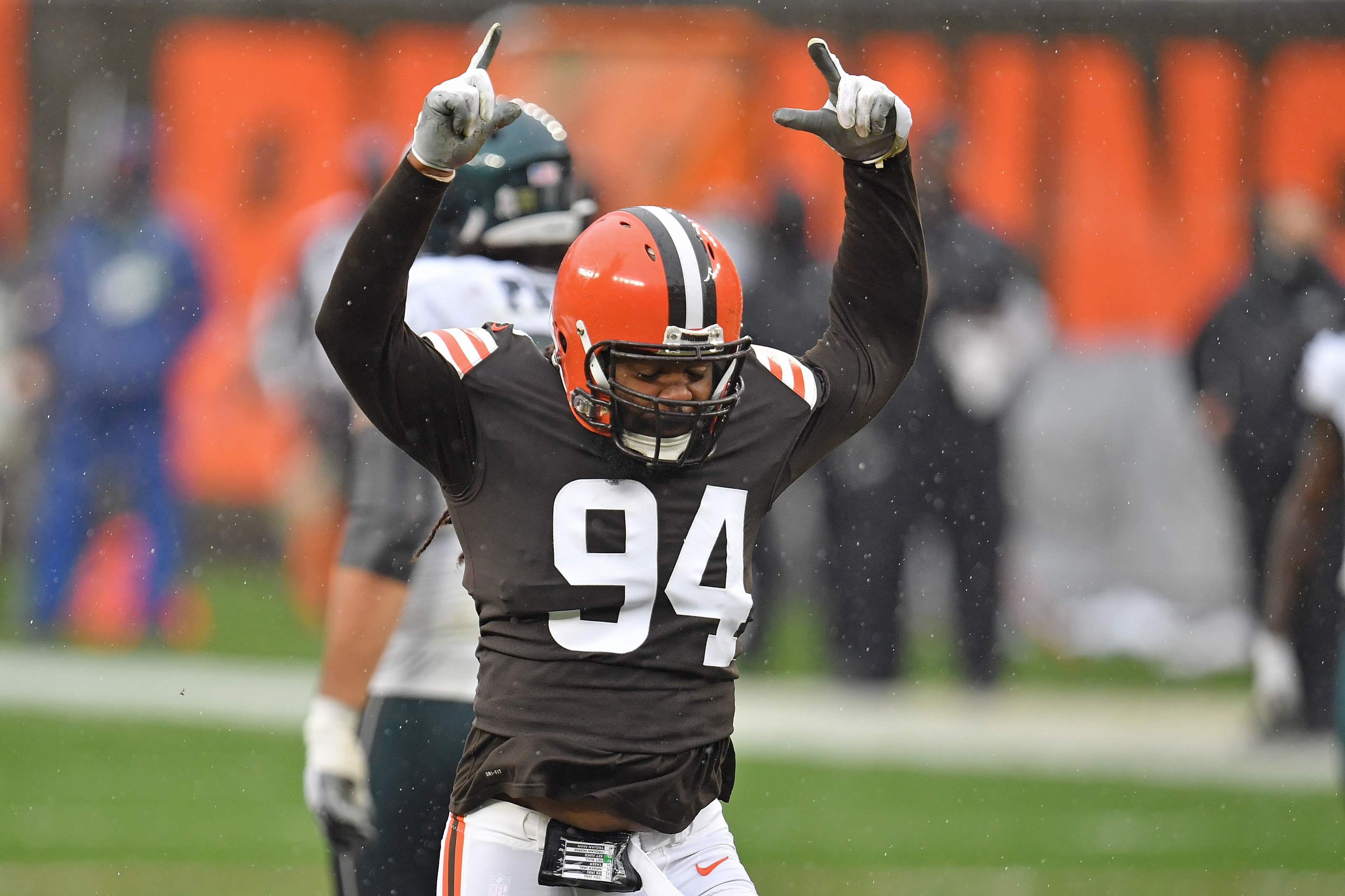 Browns: Cutting Adrian Clayborn was the right call after his 2020 ...