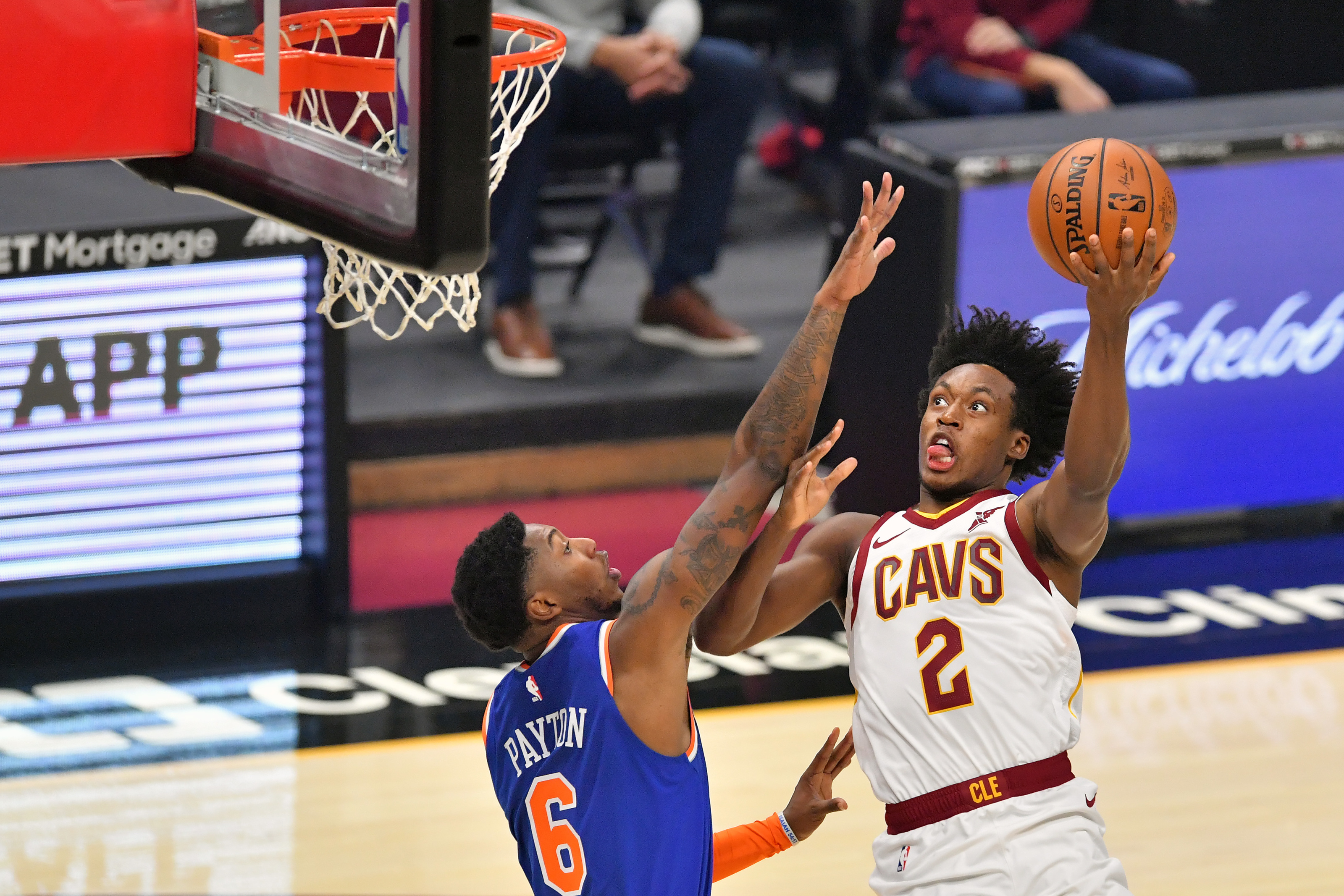 Cavs: Collin Sexton's hero-ball & 3 more things learned from Knicks loss