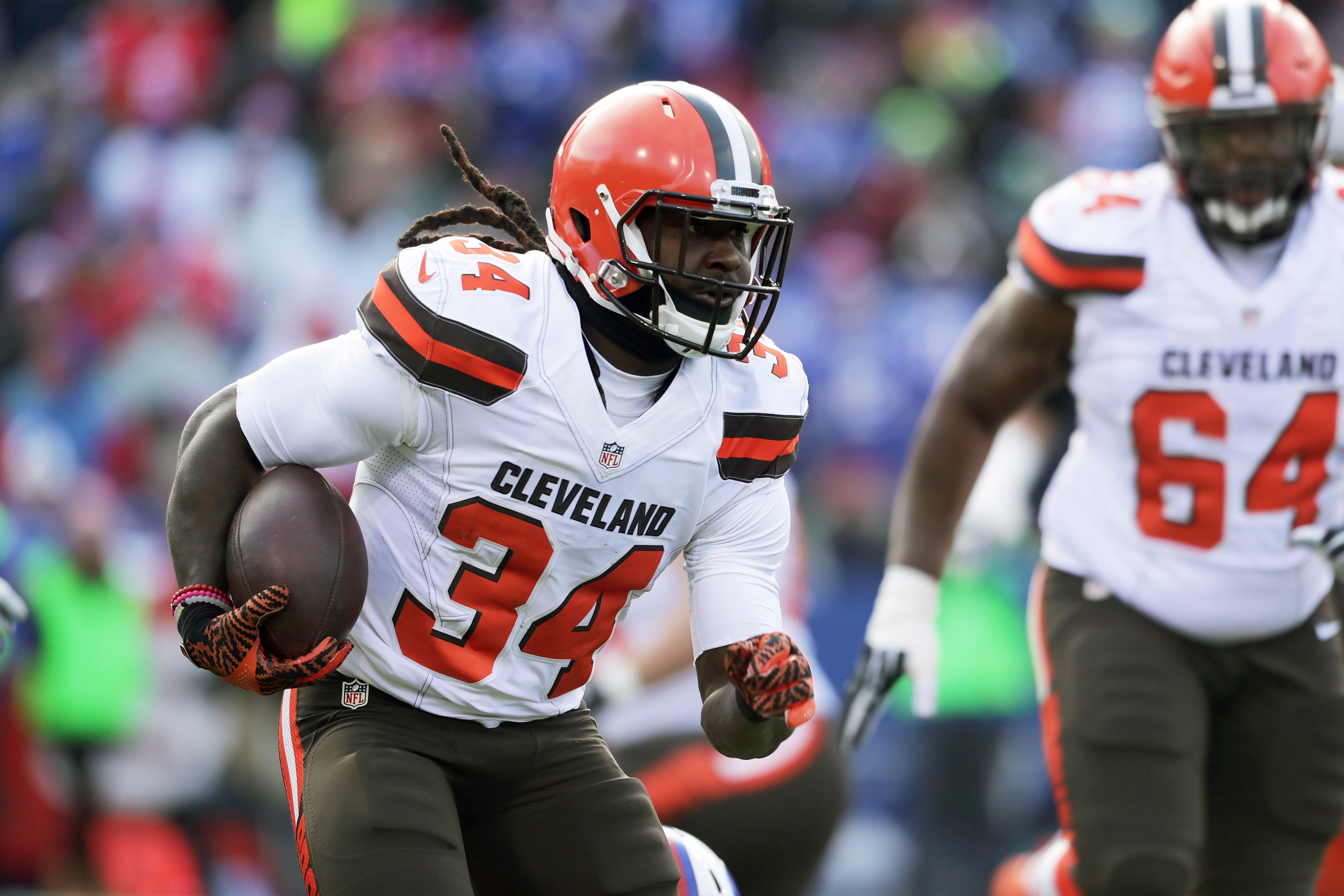 Cleveland Browns Five Fantasy Football Related Team Names