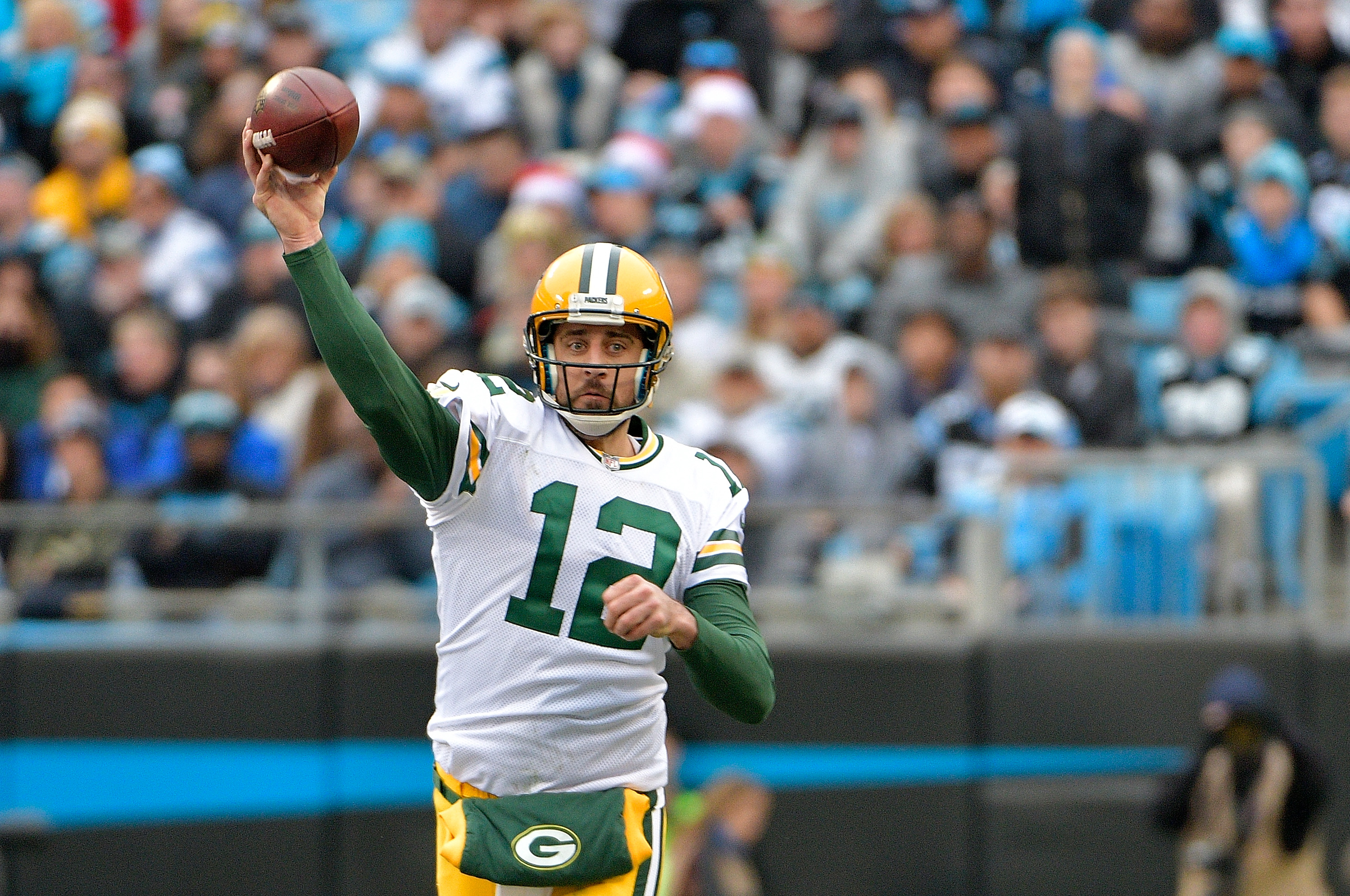 Cleveland Browns Could Have Fixed Their Quarterback Position With Aaron Rodgers