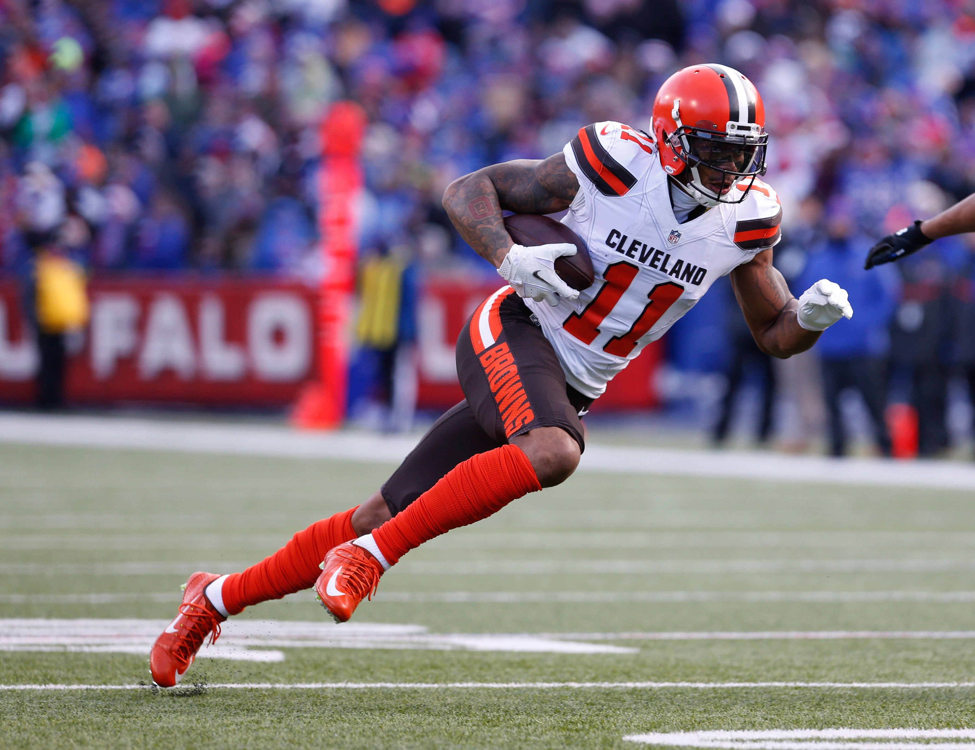 Pros and Cons of Terrelle Pryor Re-signing With Browns - Page 2